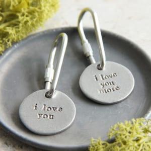 love keyrings