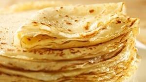 Crepe Pancake day shrove Tuesday