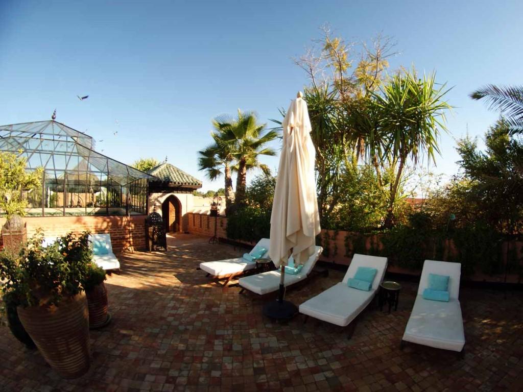 La Sultana - Sun loungers
