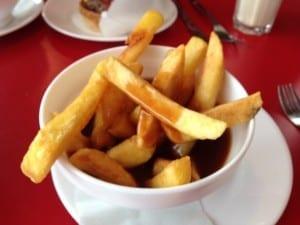 Ed's easy diner st Enoch centre Glasgow