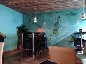 The rum shack Southside Glasgow