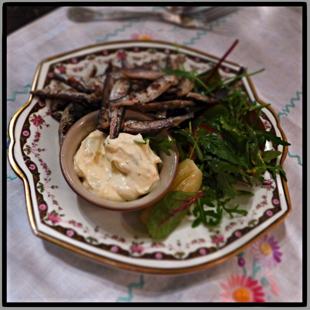 whitebait the butterfly and the pig at the corona
