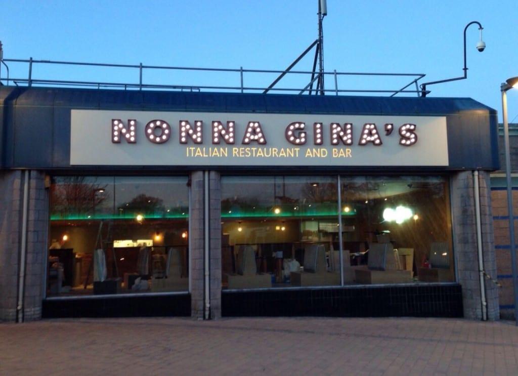 Nonna Gina's the avenue newton mearns glasgow