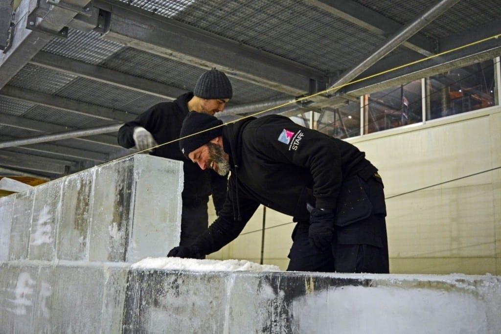 ice bar baltic braehead glasgow