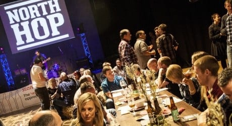 north hop,inverness drink festival
