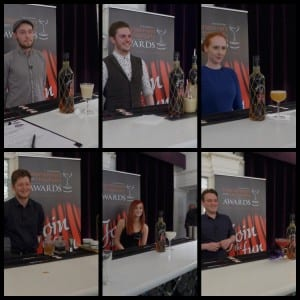 the scottish entertainment and hospitality awards mixologist judging