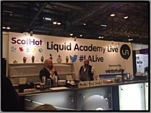 La group liquid academy tom Lewis Mhonacle mhor hotel