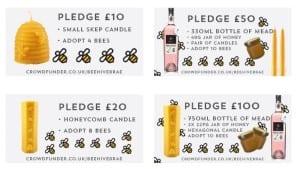 rewards beehive brae food drink glasgow foodie