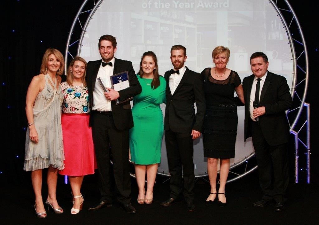 CIS AWARDS glasgow 2015 ox and finch