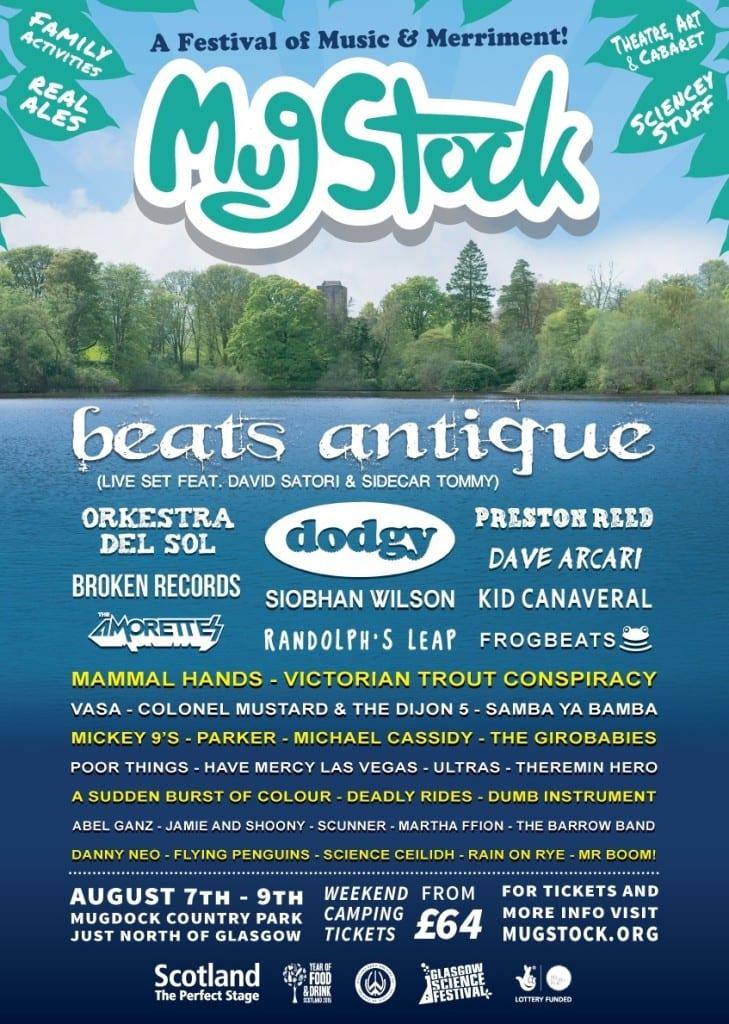 mugstock festival