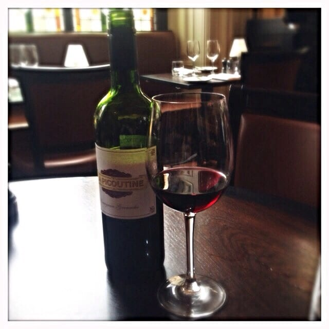 red wine hutchesons glasgow foodie