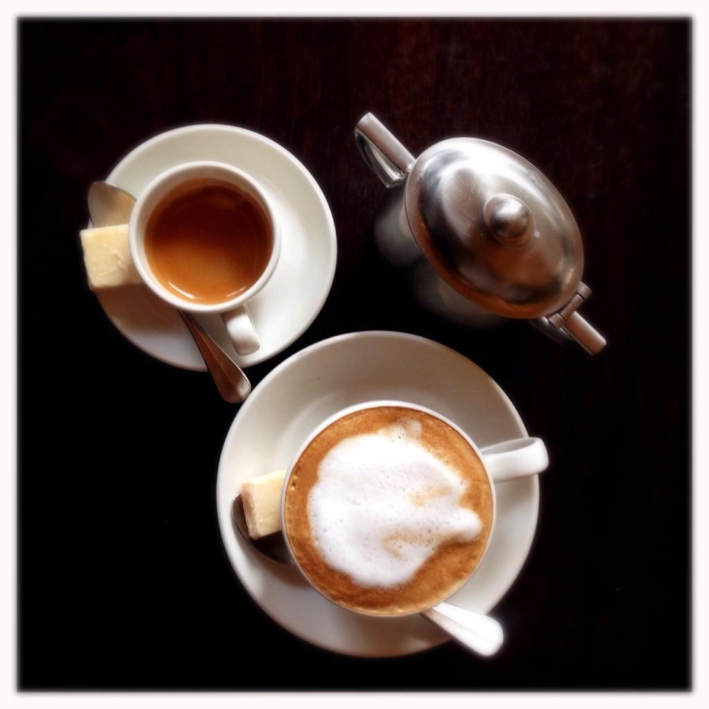coffee hutchesons glasgow foodie