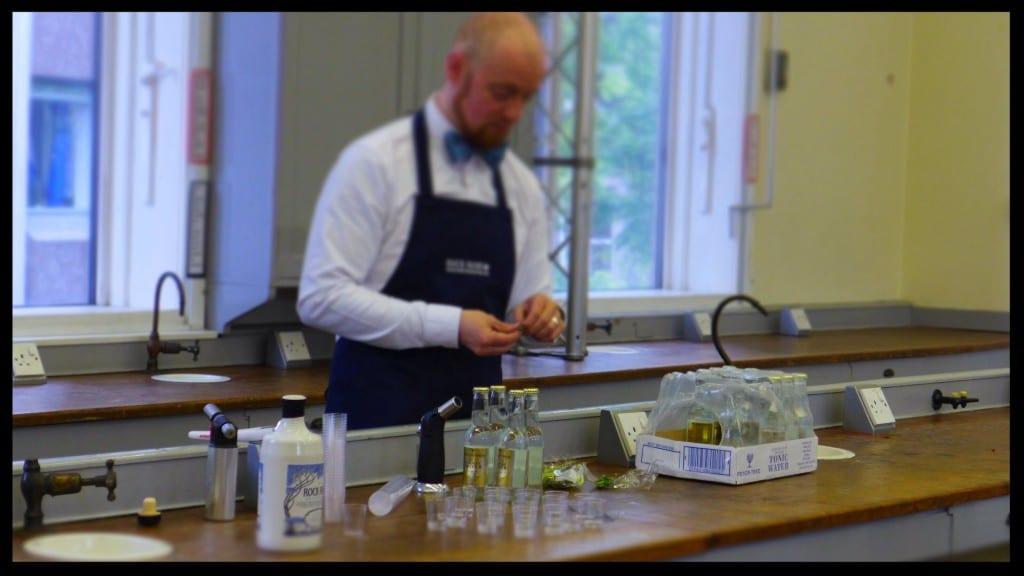 scottish juniper festival summerhall gin edinburgh glasgow foodie
