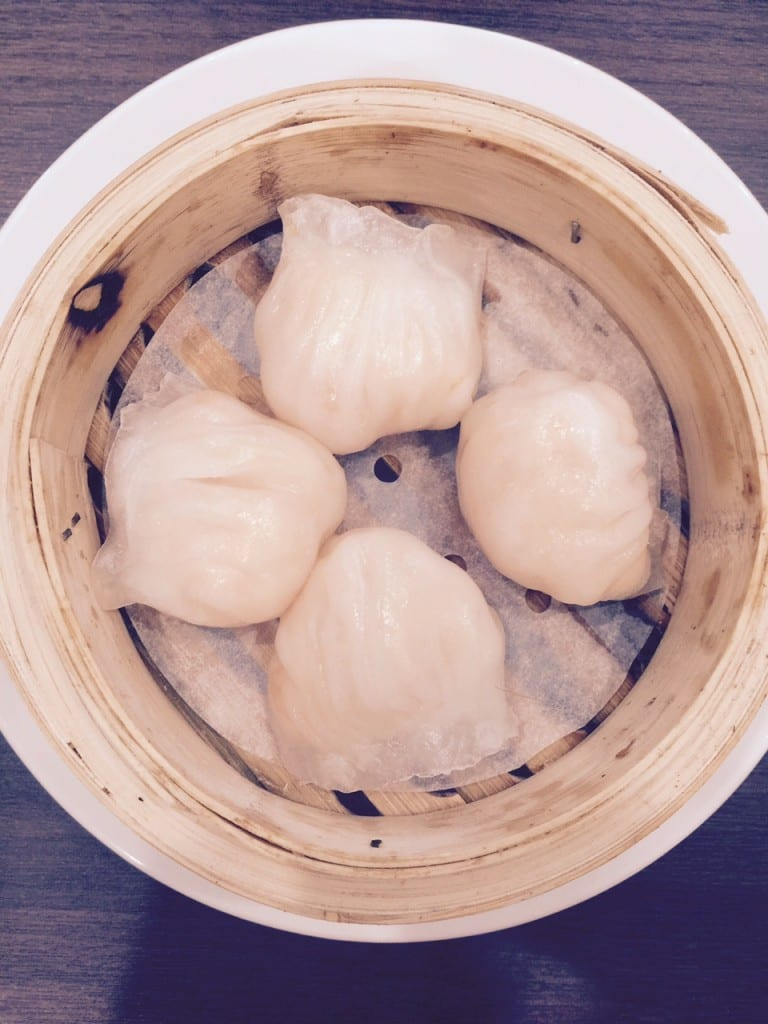 Prawn Dumpling Orient London Dim Sum