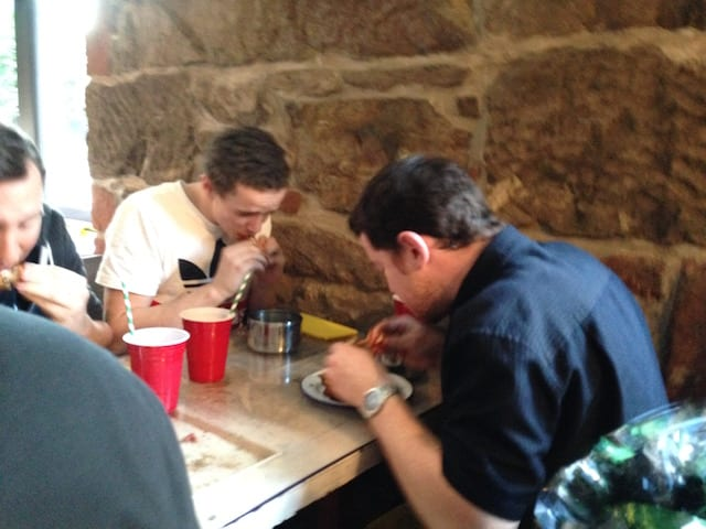 v deep edinburgh hardeep chili challenge