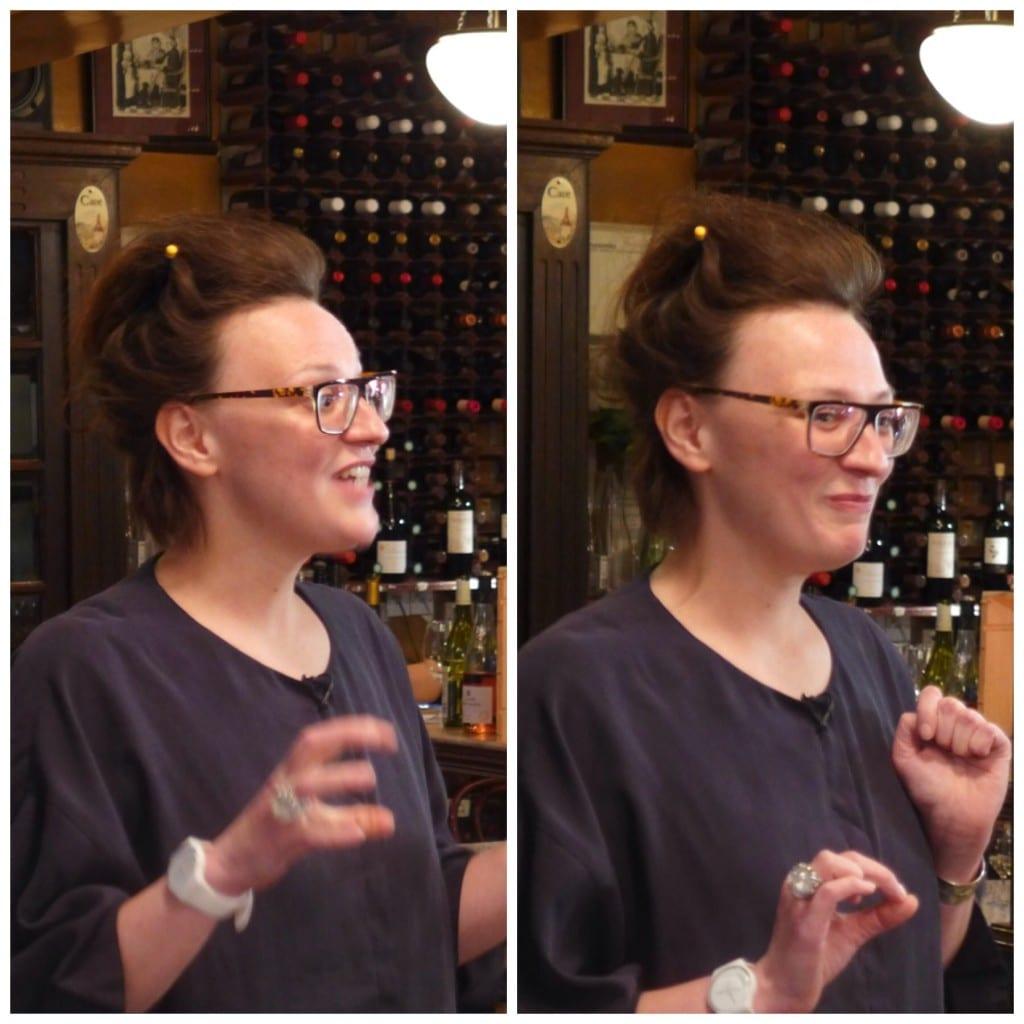 tom cannavan phoebe weller loire valley wines cafe saint honore edinburgh food blog scotland