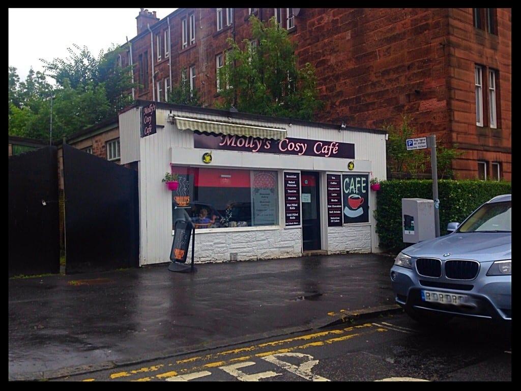 mollys cosy cafe shawlands glasgow,foodie