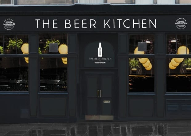 innis and gunn beer kitchenå
