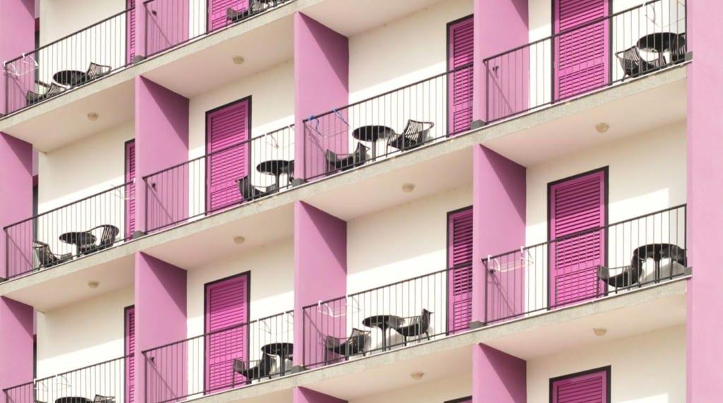 adriactic_biograd_pink_hotel_exterior