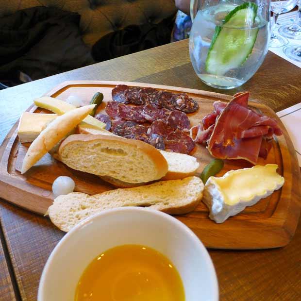 Buffwine - Mambo Italiano wine tasting night food