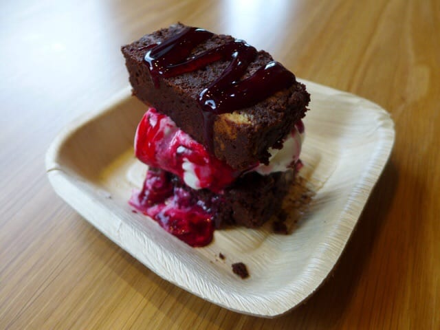 ice cream slider tony singh apex hotels pop up edinburgh festival glasgow foodie explorers