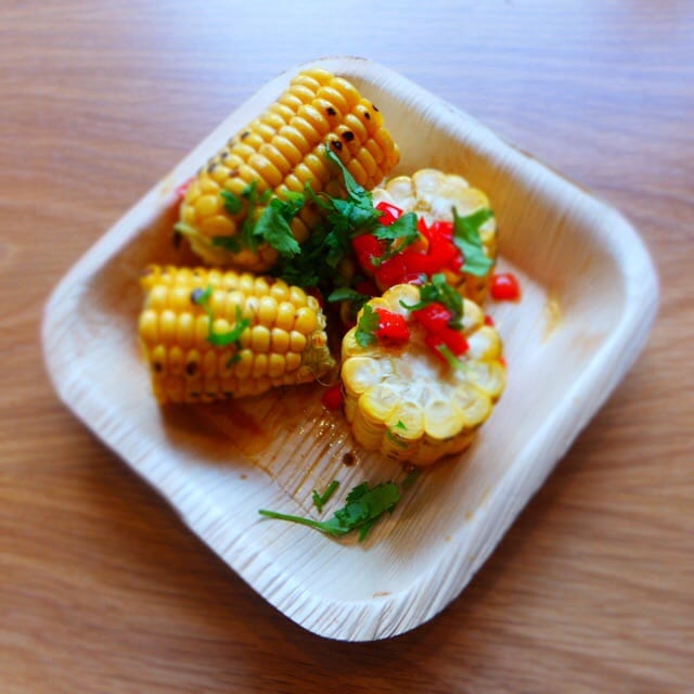 sweetcorn tony singh apex hotels pop up edinburgh festival glasgow foodie explorers