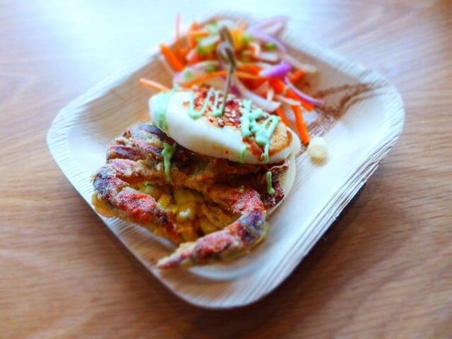soft shell crab tony singh apex hotels pop up edinburgh festival glasgow foodie explorers