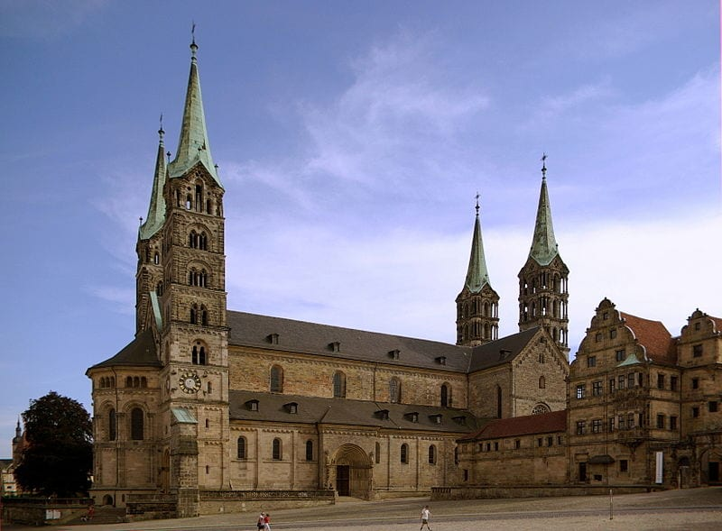 Bamberg cathedral dom