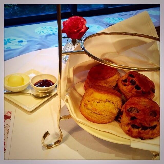 the capital hotel knightsbridge london afternoon tea