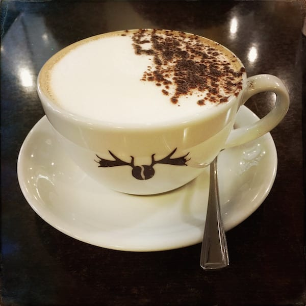 Moose_Coffee_Cappuccino glasgow foodie explorers food blog