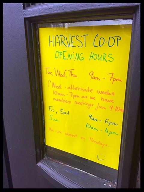 harvest coop shawlands glasgow foodie explorers food blog