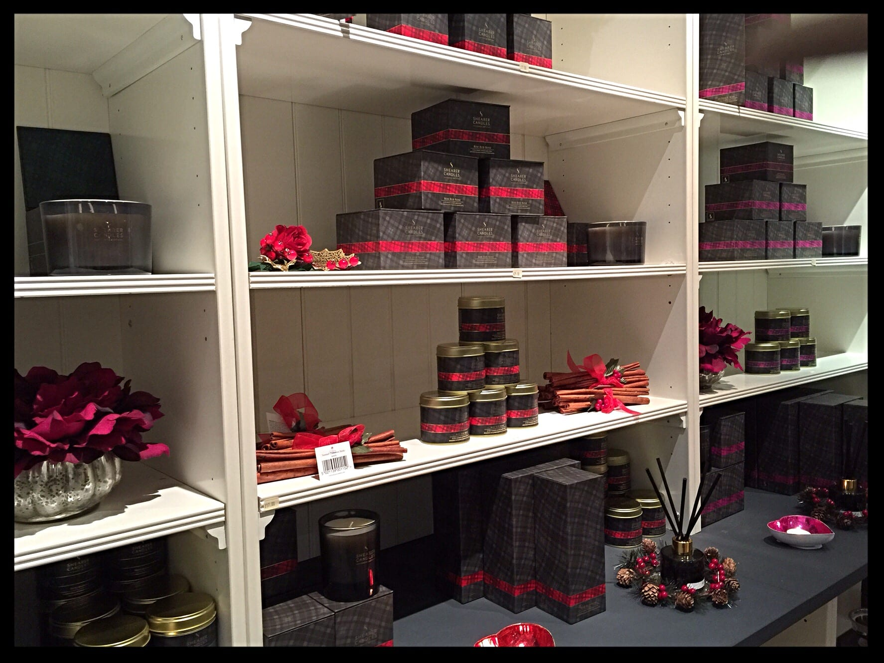 shearer candles byres road glasgow foodie explorers