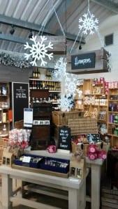 Hopetoun_house_inside shop christmas Hopetoun_house_Hamper