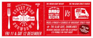 Southside Streetfood showdown babu kitchen the glad cafe