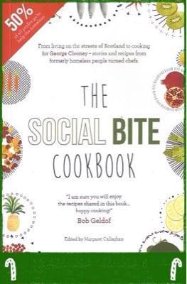 social bite cookbook christmas gift