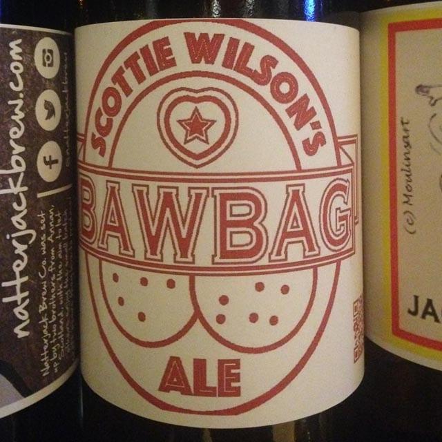 Stewart Brewing - Bawbag ale