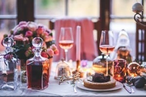 christmas dinner table how to organise christmas day dinner what to cook