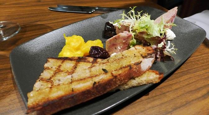Dine with Stuart Muir - Pork & ham rillette