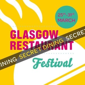 Glasgow restaurant association festival