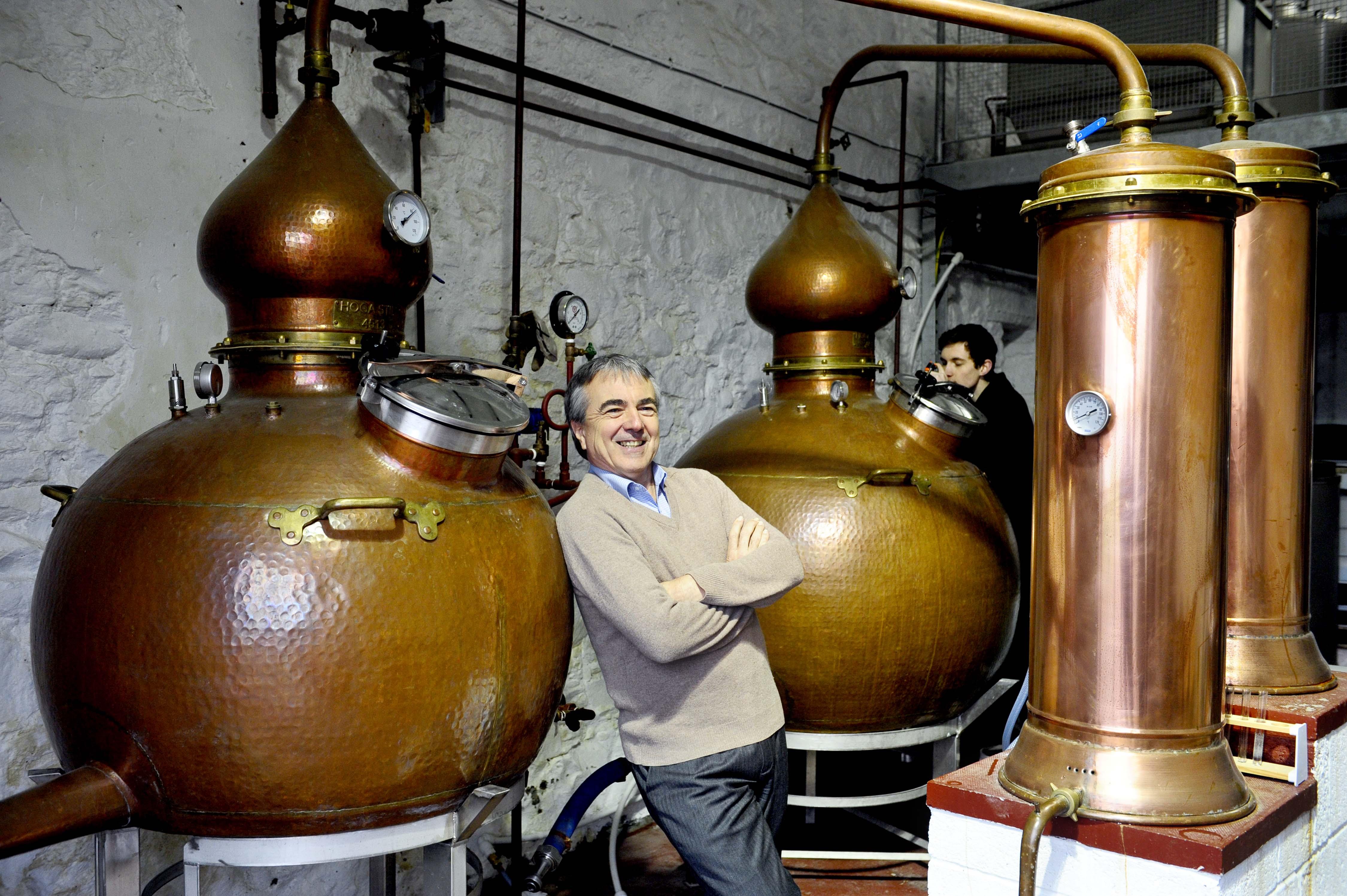 Strathearn distillery whisky club