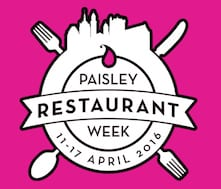 paisley restaurant week