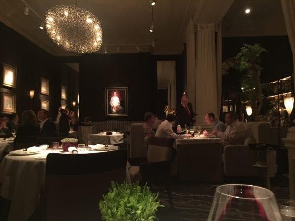 restaurant andrew fairlie gleneagles scotland review glasgow foodie explorers inside restaurant