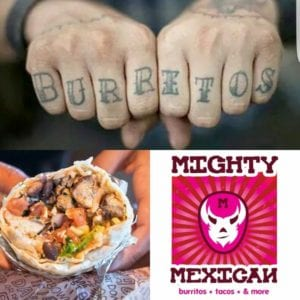 mighty_mexican strEAT glasgow food glasgow street food flyer