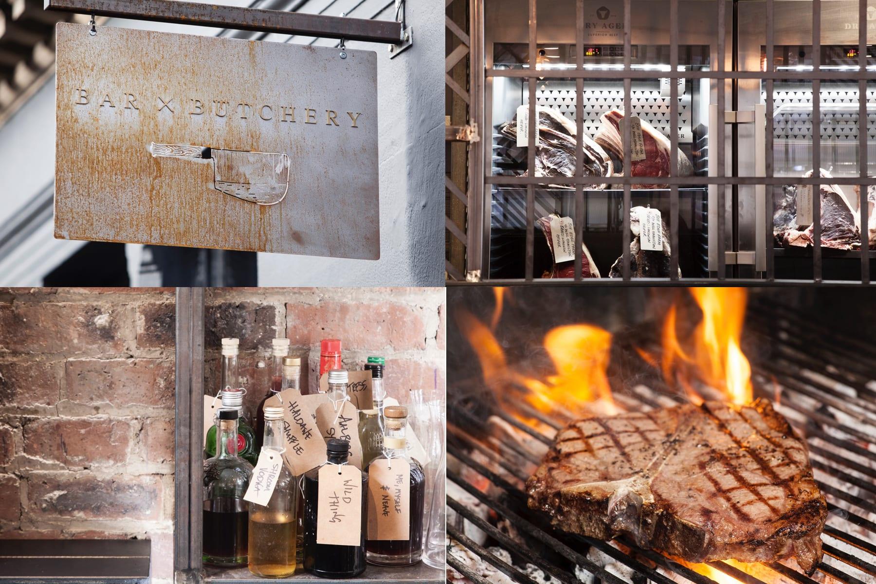 Chop house new Edinburgh Glasgow foodie explorers