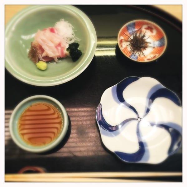 Chihana three Michelin stars Kyoto Glasgow foodie explorers