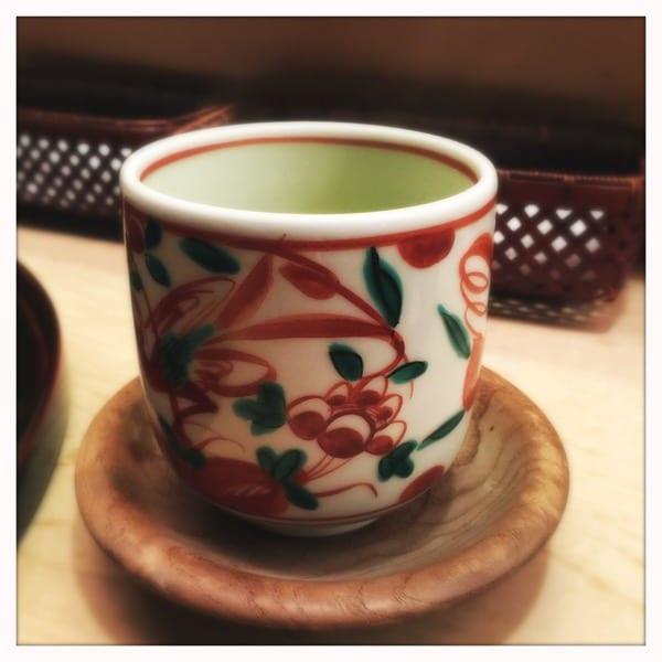 Green tea Chihana three Michelin stars Kyoto Glasgow foodie explorers