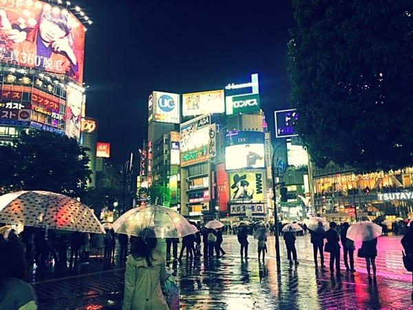 Tokyo shibuya Japan Glasgow foodie explorers wierd restaurants