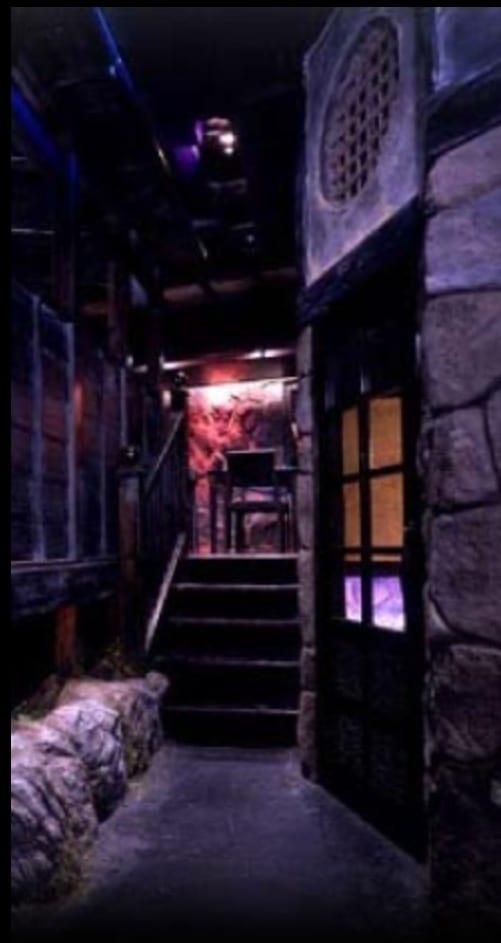 ninja akasaka restaurant tokyo glasgow foodie explorers wierd places to eat