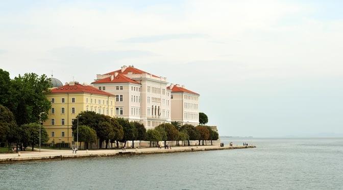 Zadar architecture