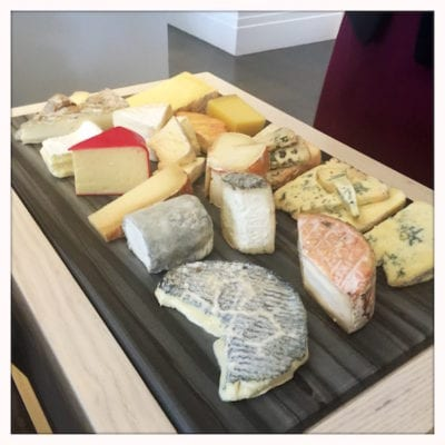 castle terrace edinburgh cheese